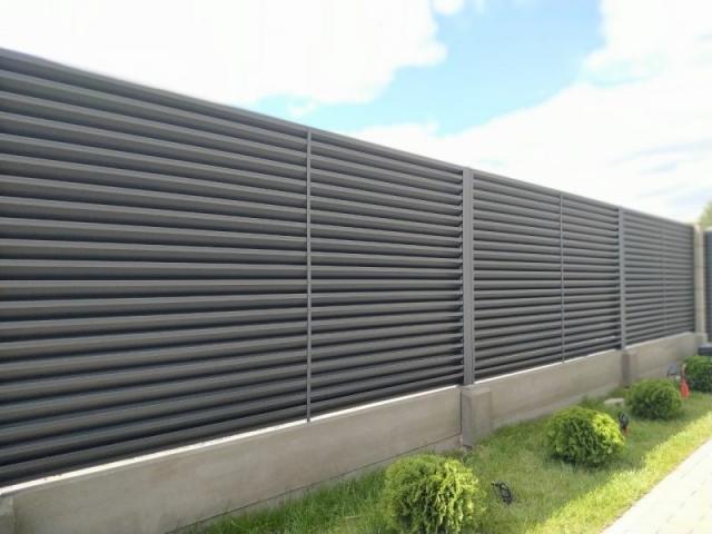 сборный фундамент для забора забор жалюзи в Минске