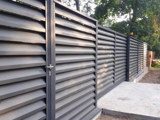 купить ворота калитку жалюзи в Минске