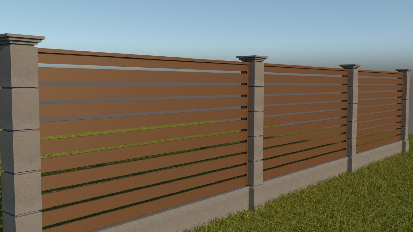 Купить забор ранчо